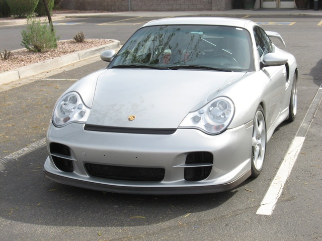2002 silver Porsche GT2  picture, mods, upgrades