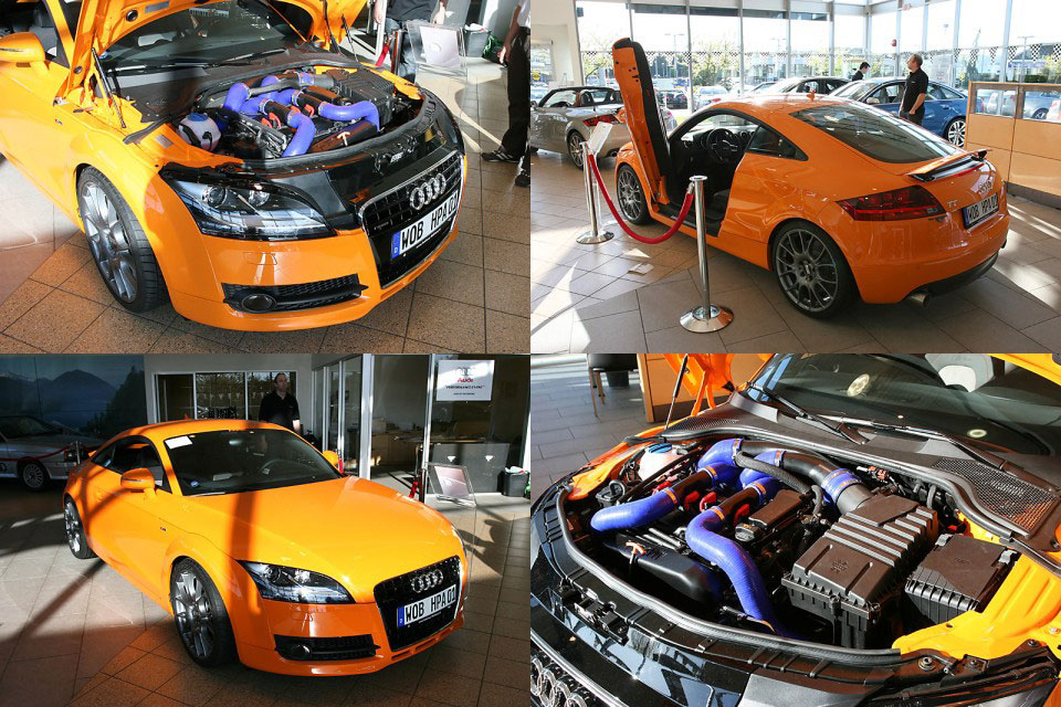 2007 Audi TT HPA Twin Turbo