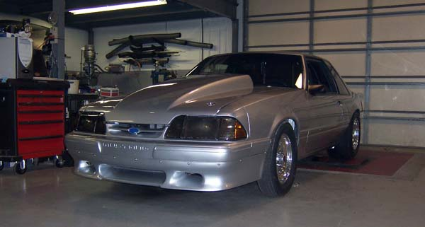 1987 Ford Mustang Turbo