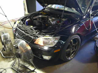 2001  Lexus IS300 Turbo picture, mods, upgrades