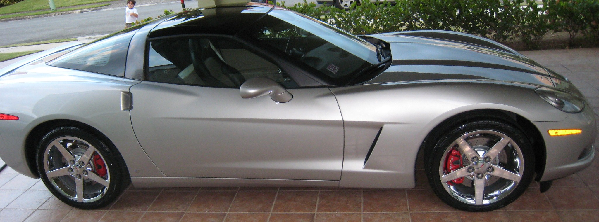 2008 Chevrolet Corvette ls3 automatic 6speed