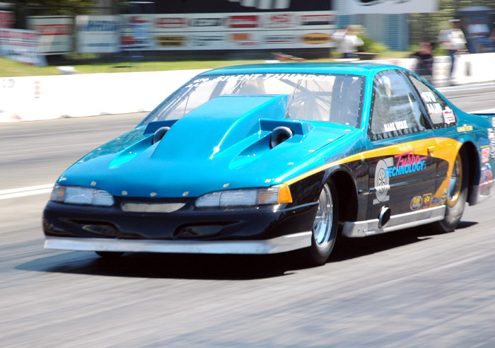 1996 Ford Thunderbird Dragster