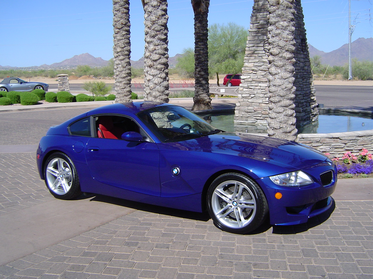 2008 Bmw Z4 M Coupe Pictures Mods Upgrades Wallpaper