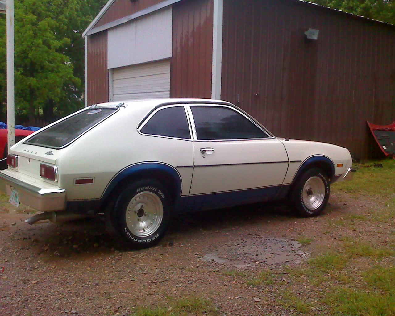 1978  Ford Pinto pony picture, mods, upgrades