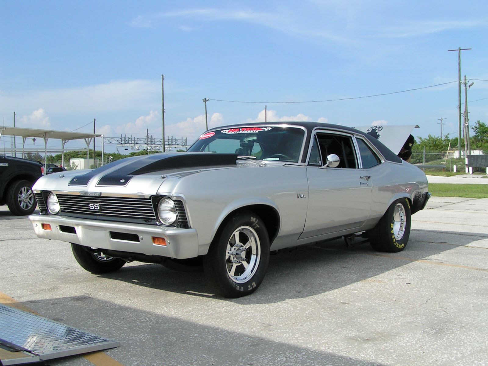 1969 Chevrolet Nova coupe