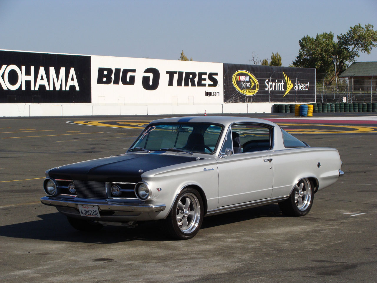 1965 Plymouth Barracuda Fastback