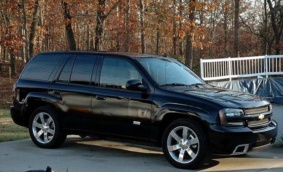 2007  Chevrolet TrailBlazer SS Magnacharger picture, mods, upgrades