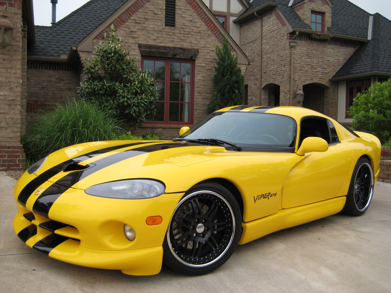 2002 Dodge Viper ROE Supercharger