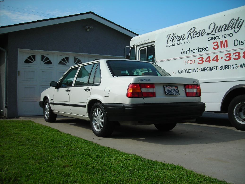 1995 Volvo 940 Turbo