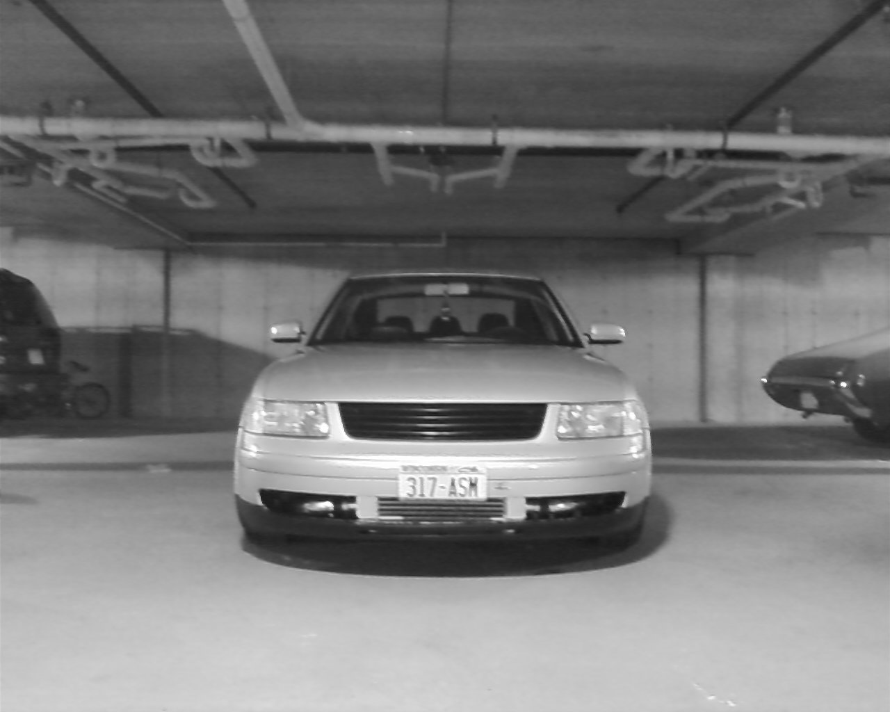 2000 Volkswagen Passat GT28RS Turbo