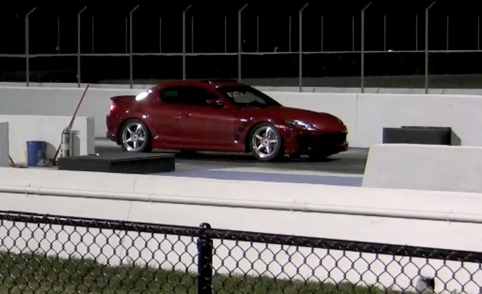 2004 Mazda RX-8 GT Pettit Racing Supercharged