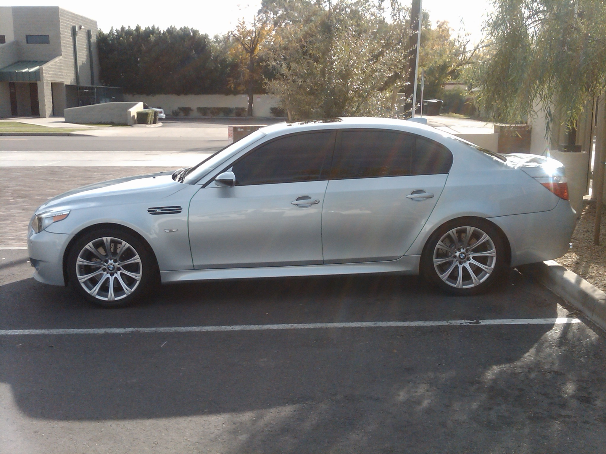 2006 BMW M5 Tune and Exhaust