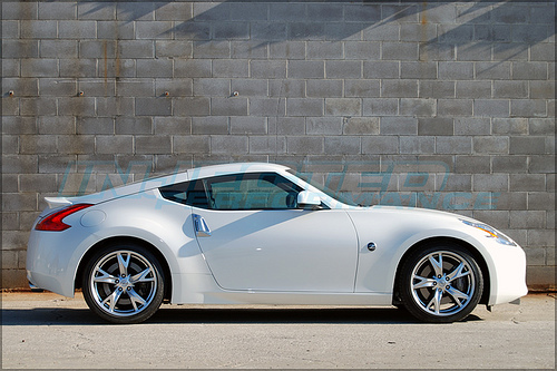 2009  Nissan 370Z Sport 6spd picture, mods, upgrades