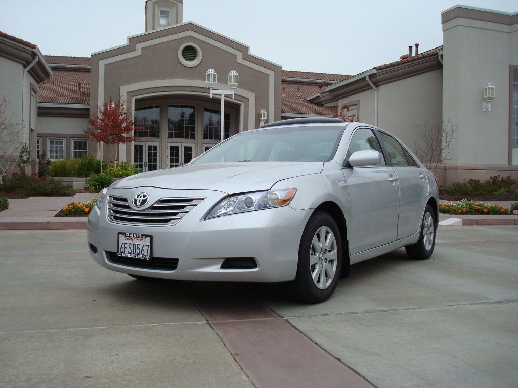 2009  Toyota Camry Hybrid  picture, mods, upgrades