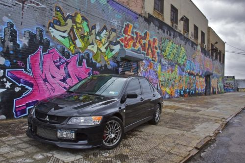 2006  Mitsubishi Lancer EVO IX  SE picture, mods, upgrades