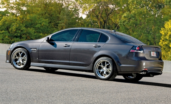 2009 Pontiac G8 Supercharged Lingenfelter