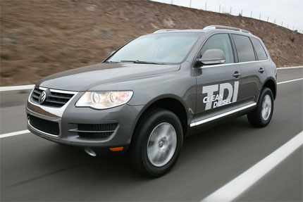 2009  Volkswagen Touareg TDI picture, mods, upgrades