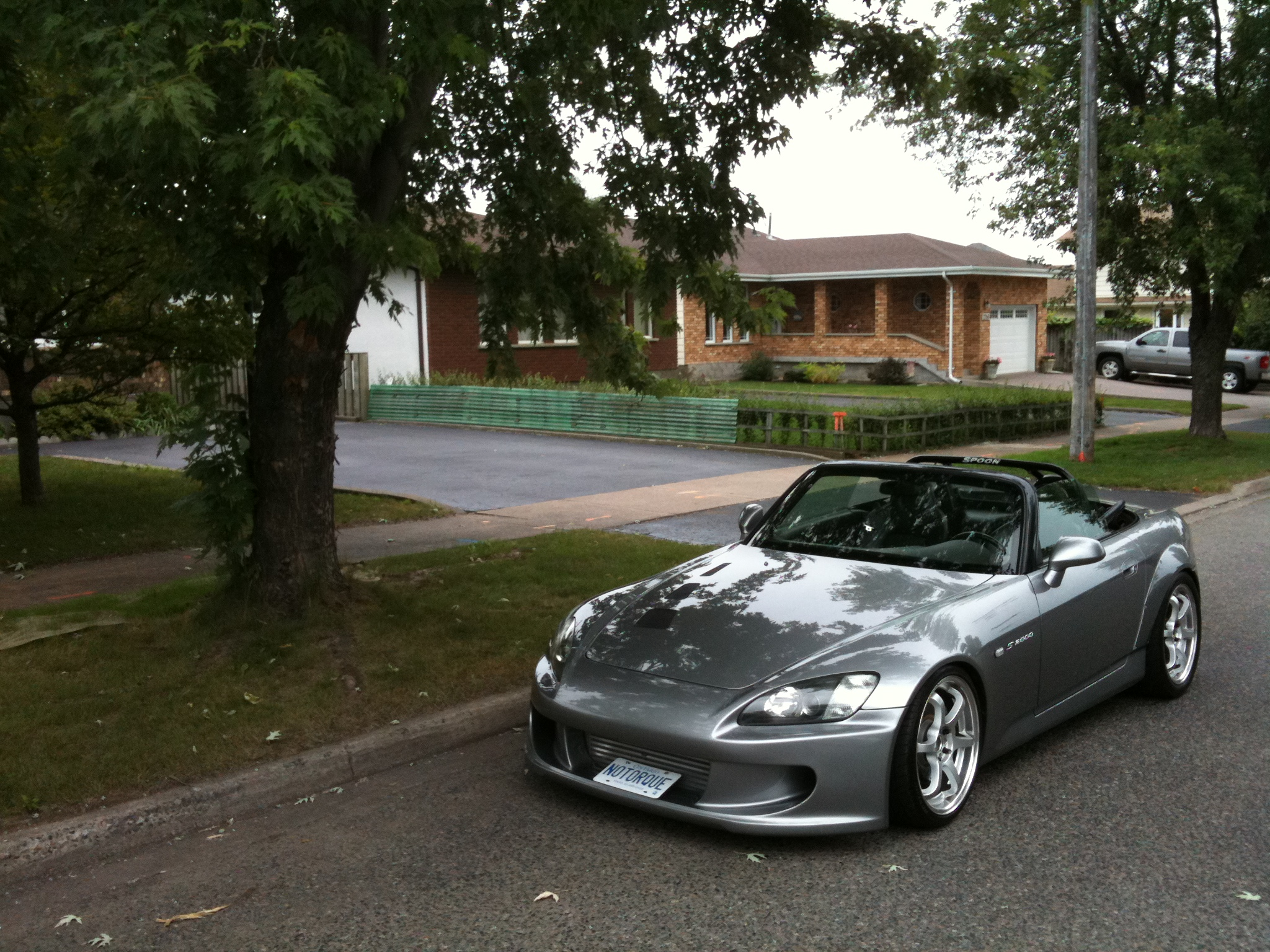 2000 Honda S2000 Garrett GT35R 62mm Billet Turbo