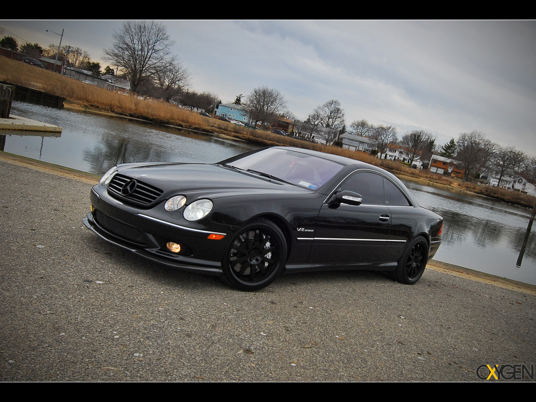 2005 Mercedes-Benz CL65 AMG Speedriven