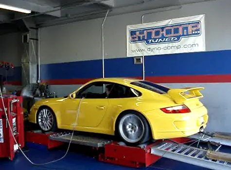 2007  Porsche GT3  picture, mods, upgrades