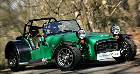 2009 Caterham Superlight R400
