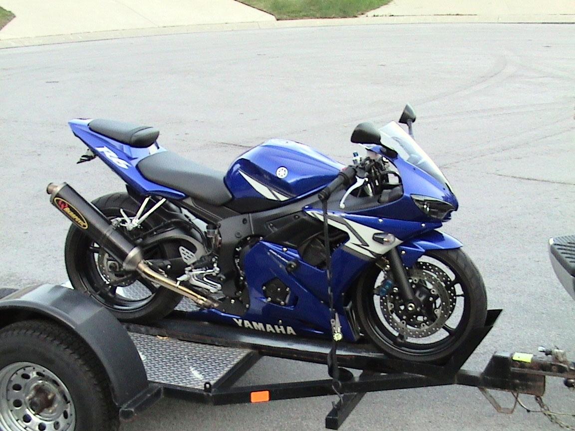 Yamaha Yzf on Yamaha R6 Extended
