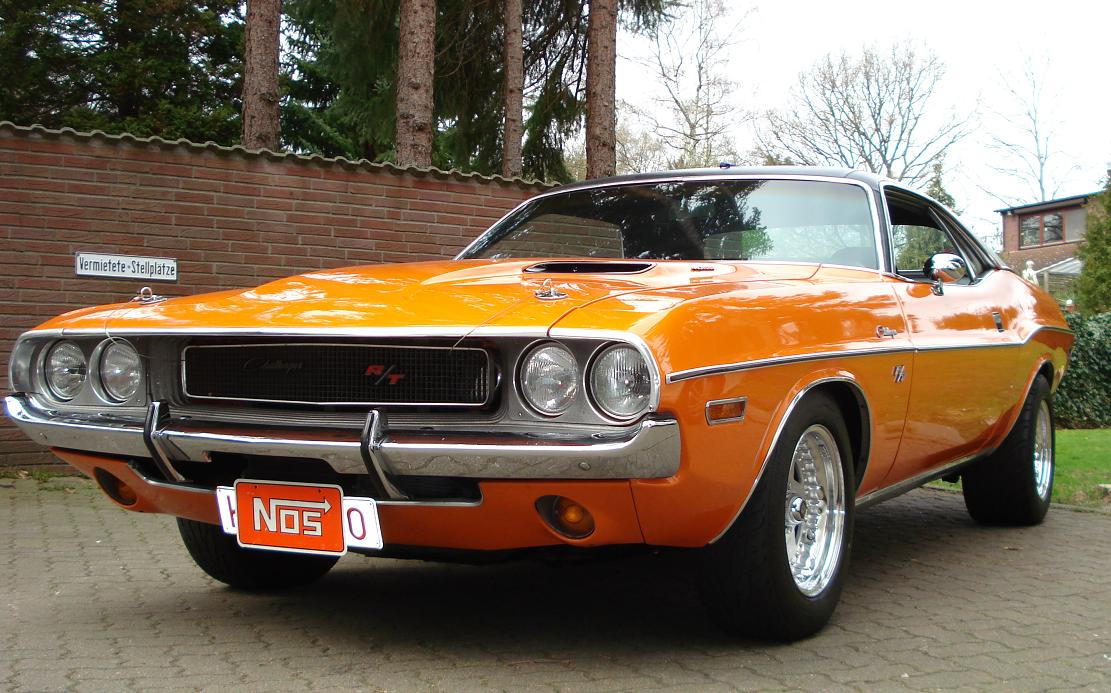 1970  Dodge Challenger 440 Magnum picture, mods, upgrades
