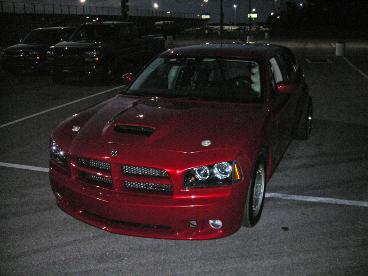 2006 Dodge Magnum SRT8 ProCharger F1R