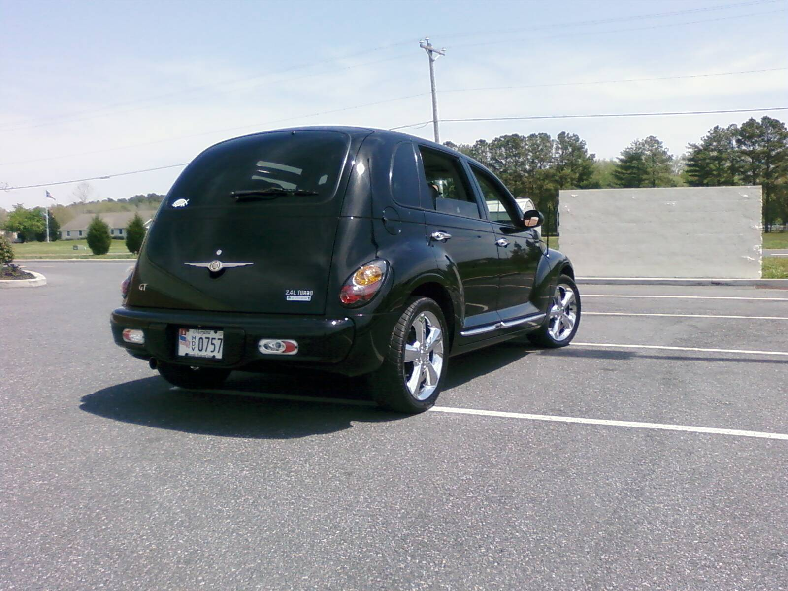 2003 Chrysler PT Cruiser GT