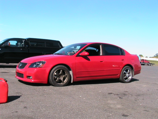 2005  Nissan Altima SE-R picture, mods, upgrades