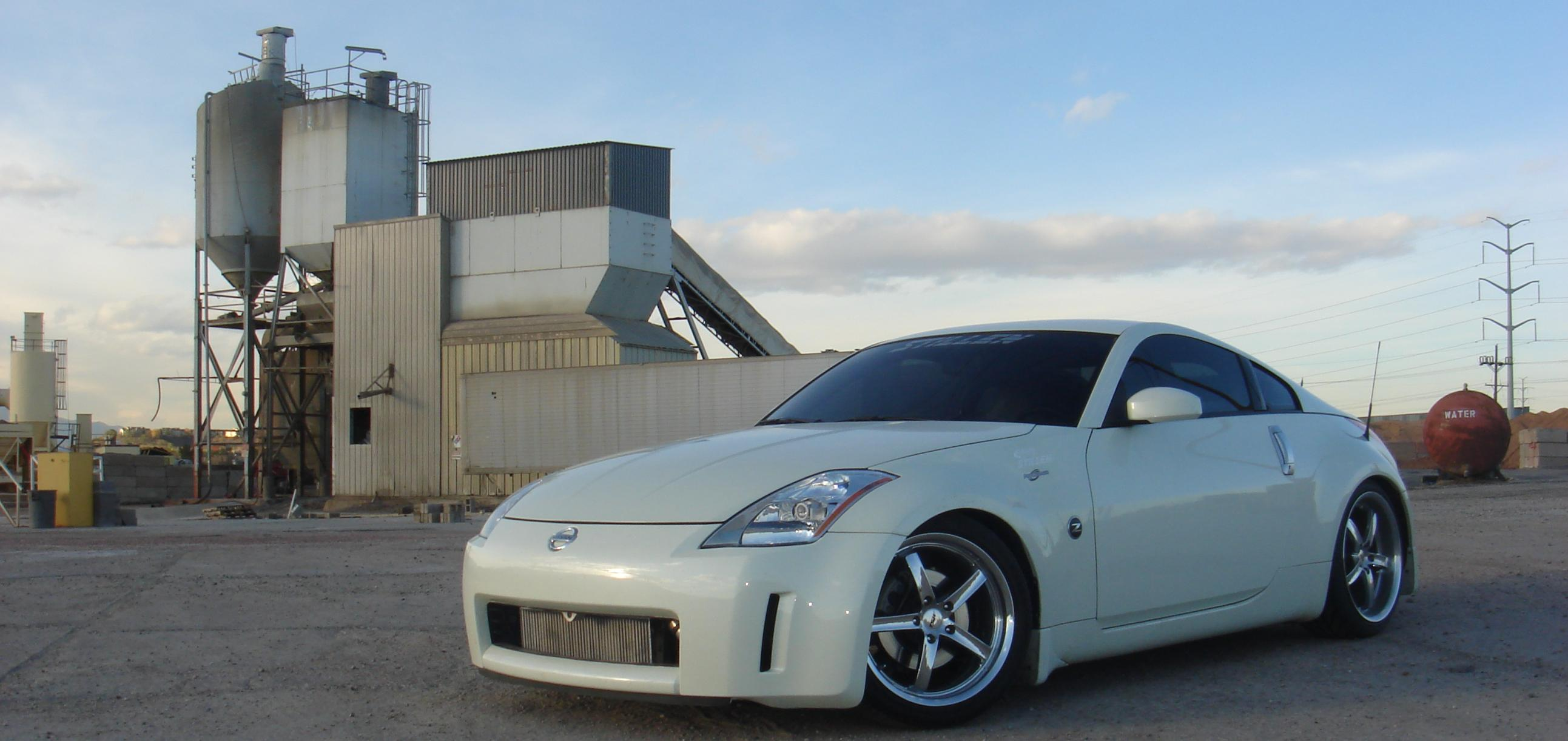 2003 Nissan 350Z Touring Procharger Supercharger