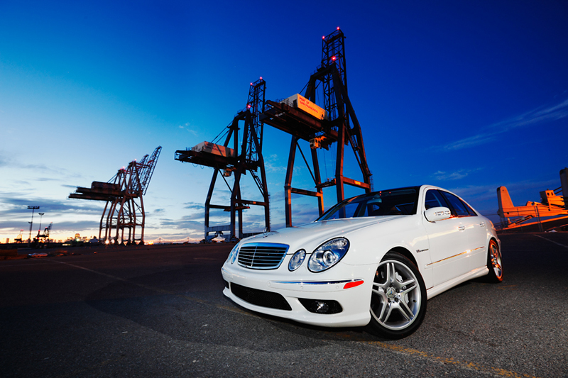 2006  Mercedes-Benz E55 AMG  picture, mods, upgrades