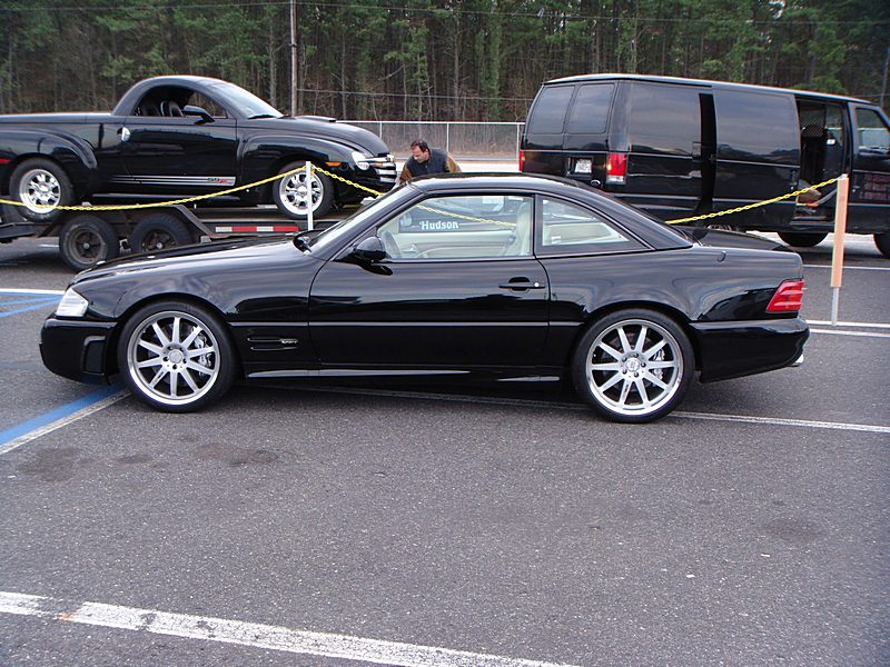 1999 Mercedes-Benz SL500 Supercharged LET ECU