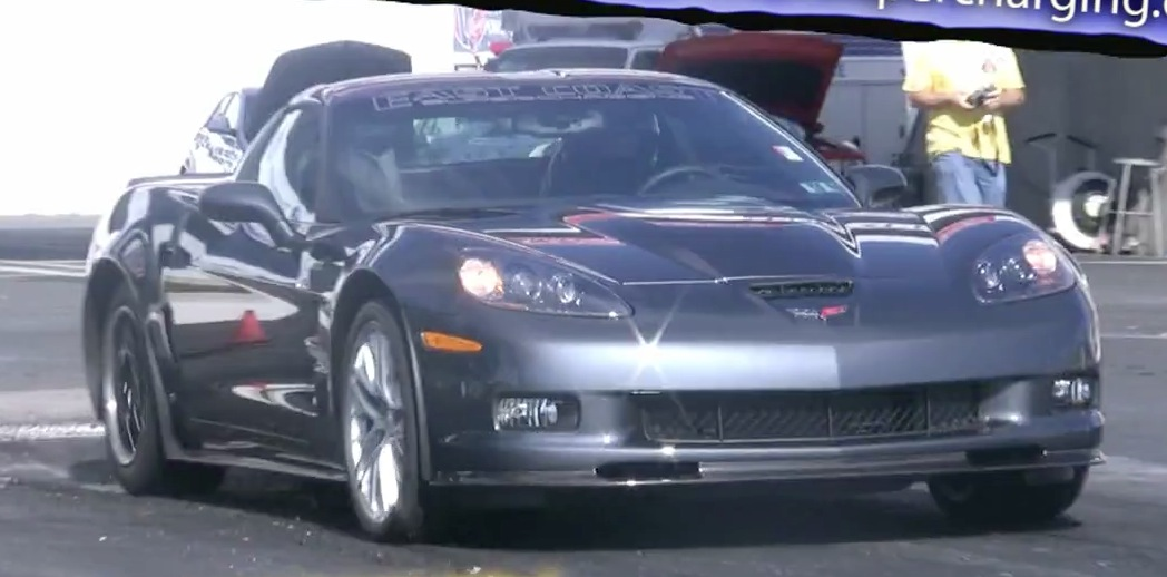 2009 Chevrolet Corvette ZR1 Custom ECU Tune