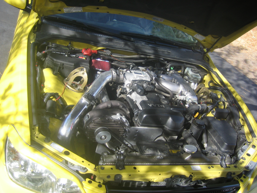 2001 Lexus IS300 Supercharged
