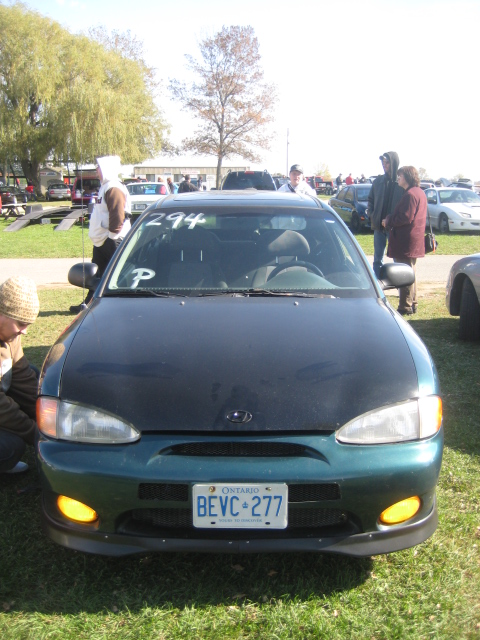 1998  Hyundai Accent L picture, mods, upgrades