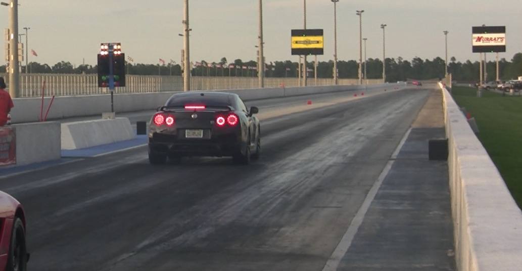 2010 Nissan GT-R Full Exhaust, Tune
