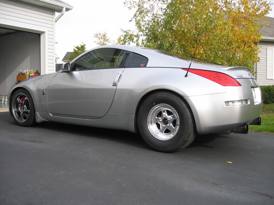 2003 Nissan 350Z Twin Turbo Touring 6MT