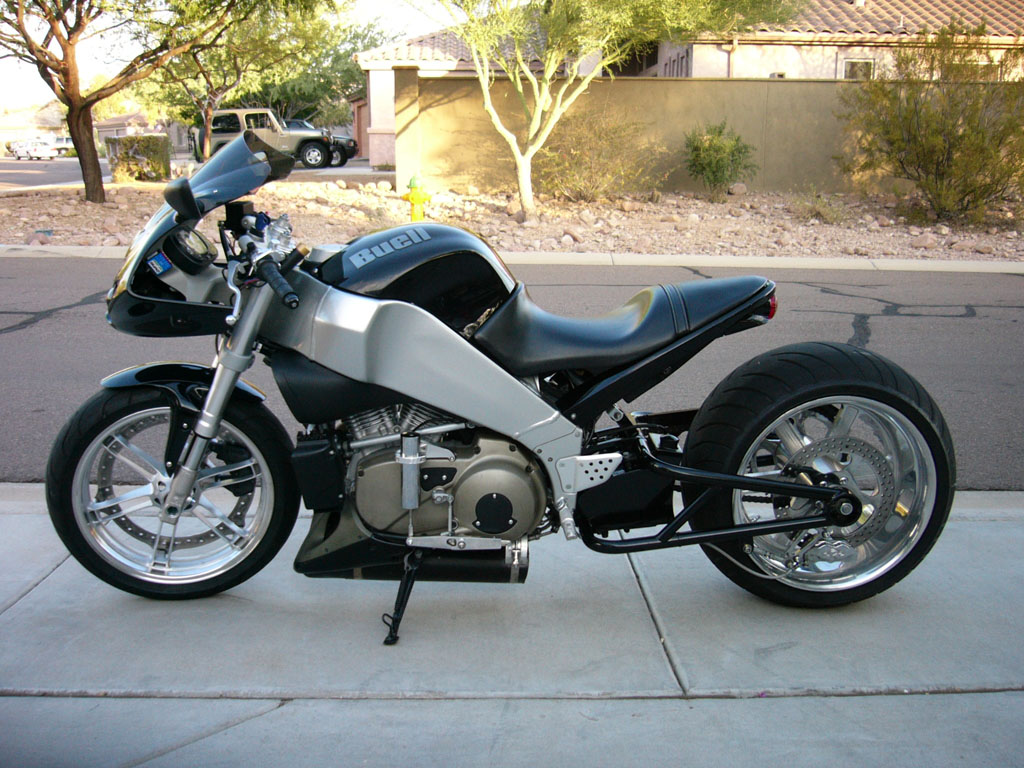 2004  Buell Lightning XB12 picture, mods, upgrades