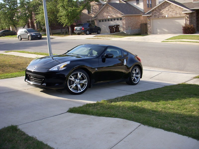 2009 Nissan 370Z 7AT Sport Touring