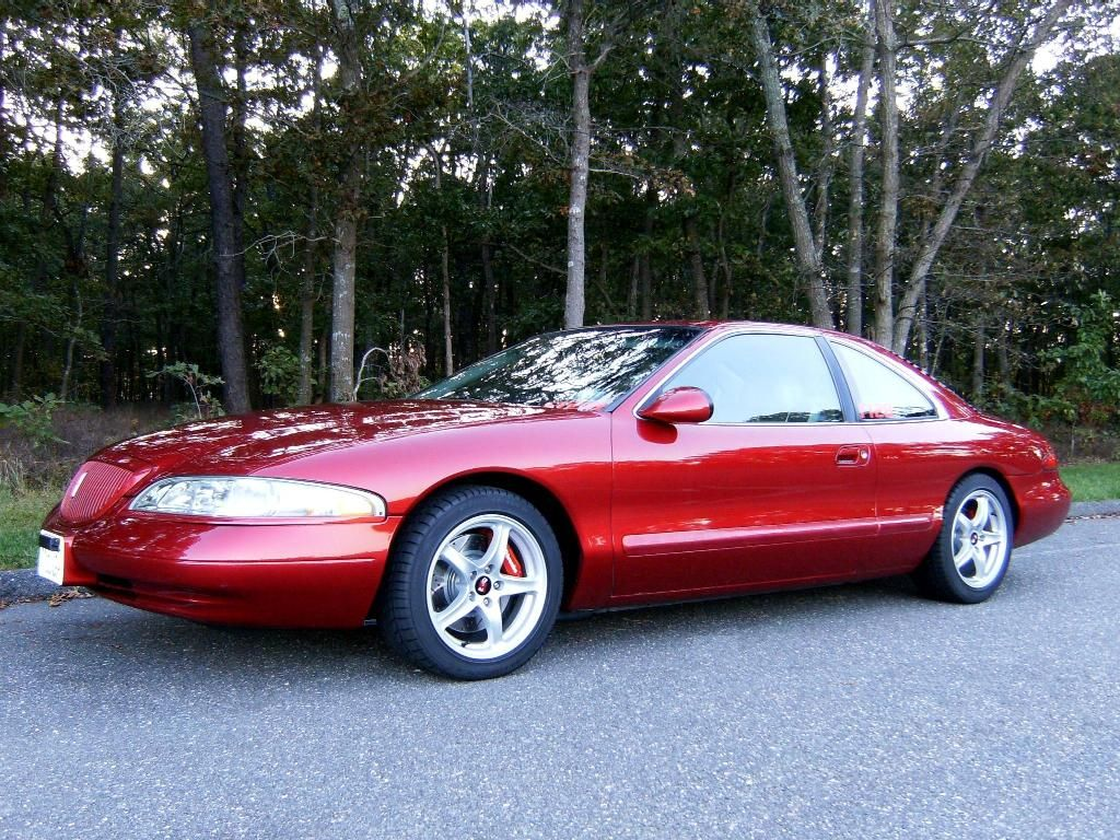 1998  Lincoln Mark VIII LSC picture, mods, upgrades