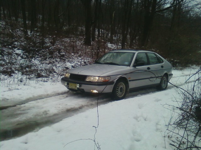 1995  Saab 900 SE V6 picture, mods, upgrades
