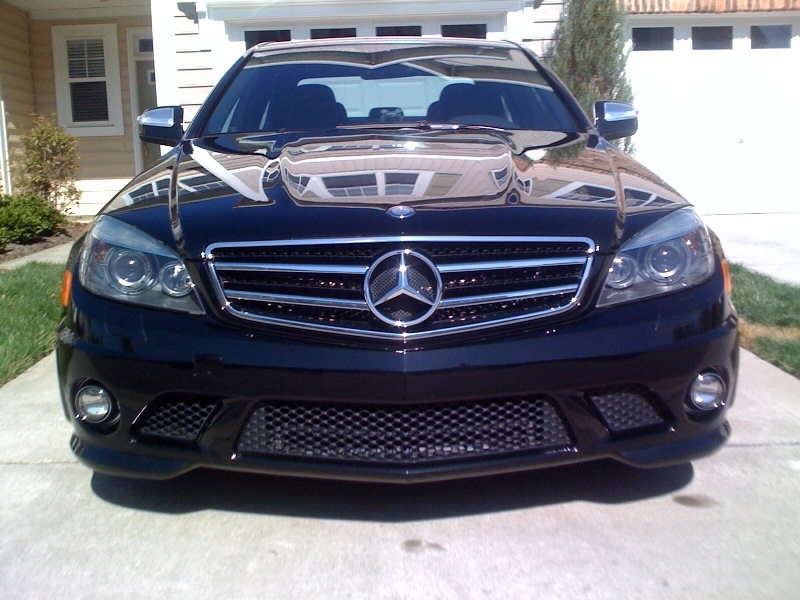 2009 Mercedes-Benz C63 AMG WORLDS FASTEST C63 TUNE ONLY - MHP TUNE