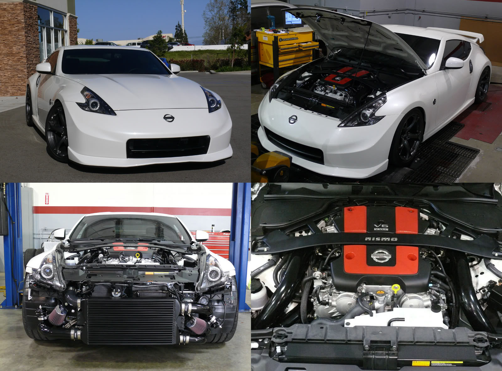 2010 Nissan 370Z Nismo GTM Twin Turbo