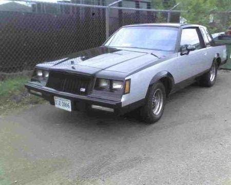 1981 Buick Regal GS