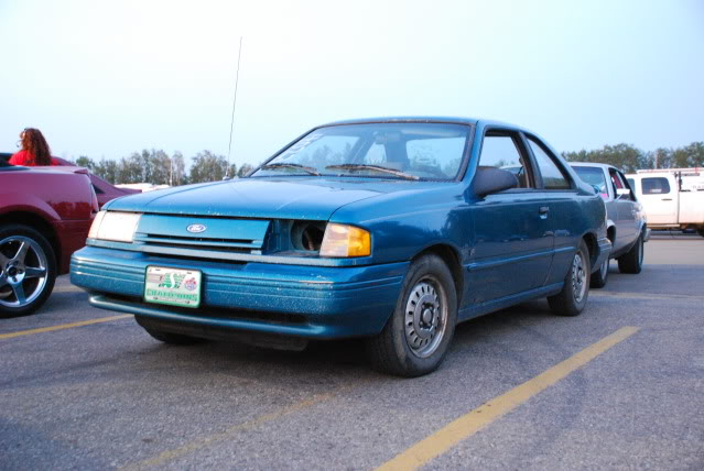 1994  Ford Tempo GL picture, mods, upgrades
