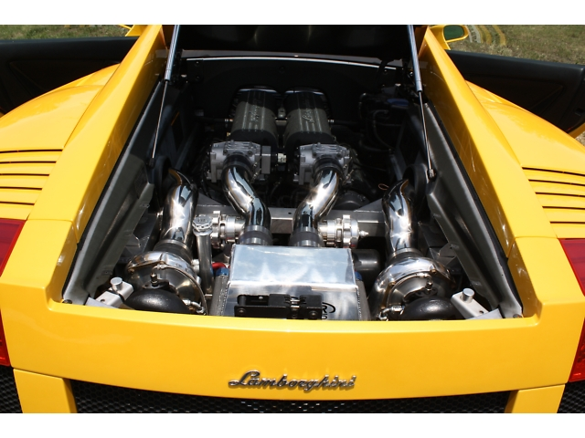 2006 Lamborghini Gallardo Heffner Twin Turbo 1200TT