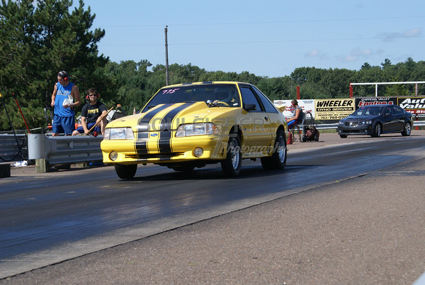 1988 Ford Mustang GT CompHawk 342  425 hp longblock