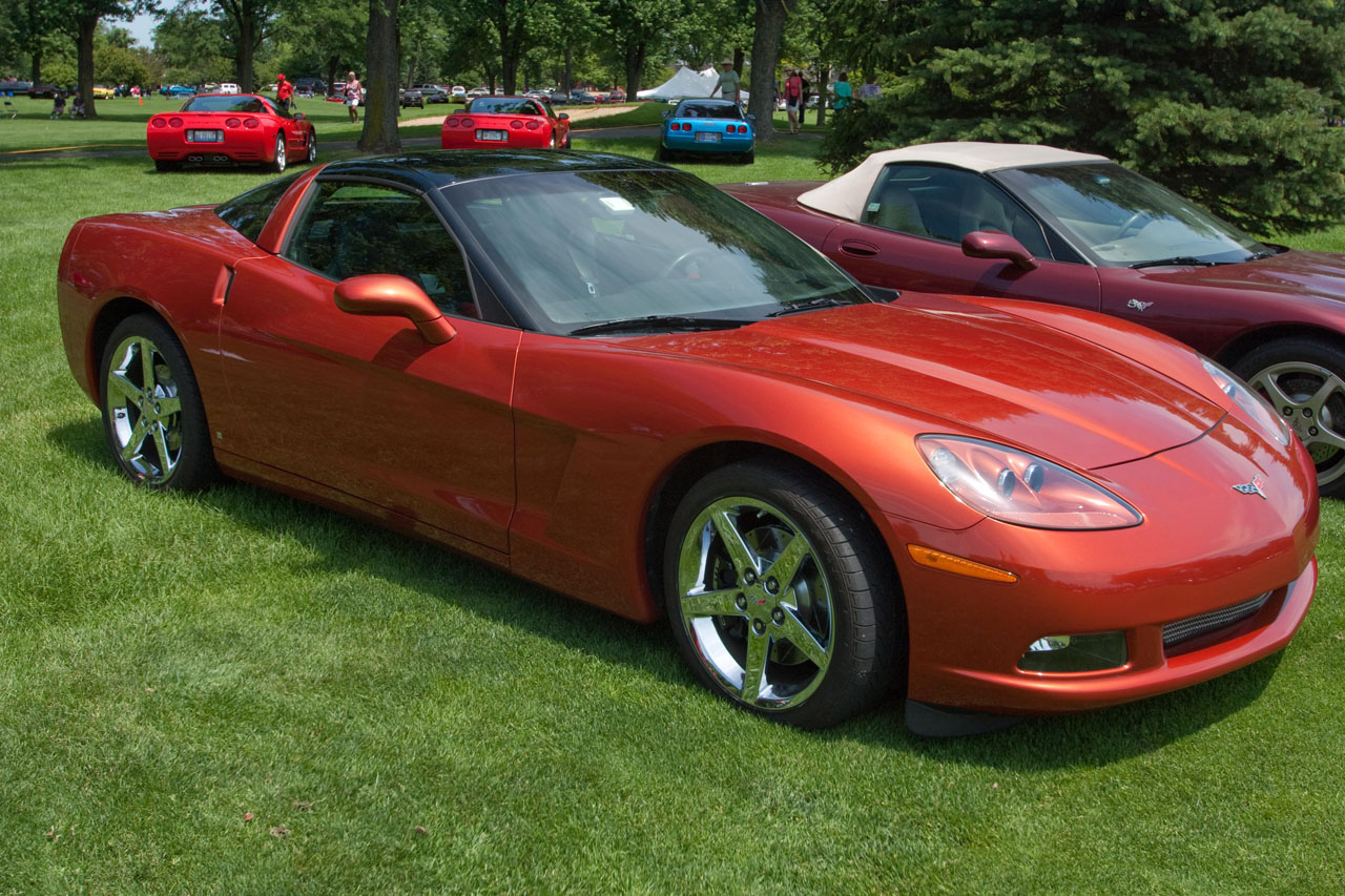 2006 Chevrolet Corvette LS2