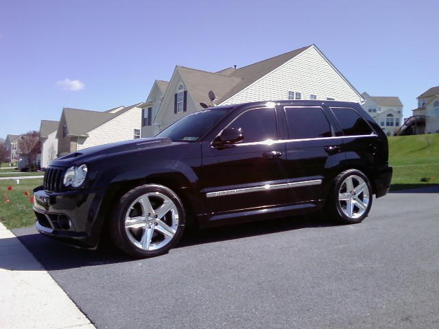 2007  Jeep Cherokee SRT8 Stage6 Turbo Kit picture, mods, upgrades